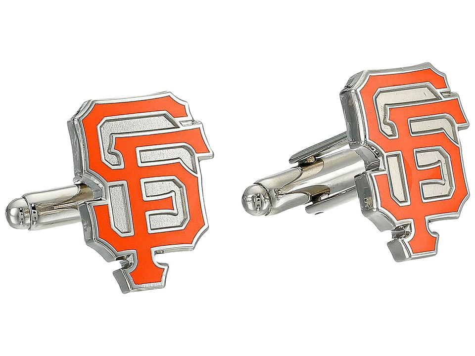 Cufflinks Inc. - San Francisco Giants Cufflinks (Orange) Cuff Links