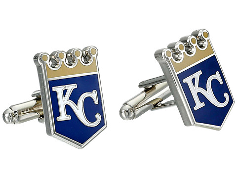 Cufflinks Inc. - Kansas City Royals Cufflinks (Blue) Cuff Links