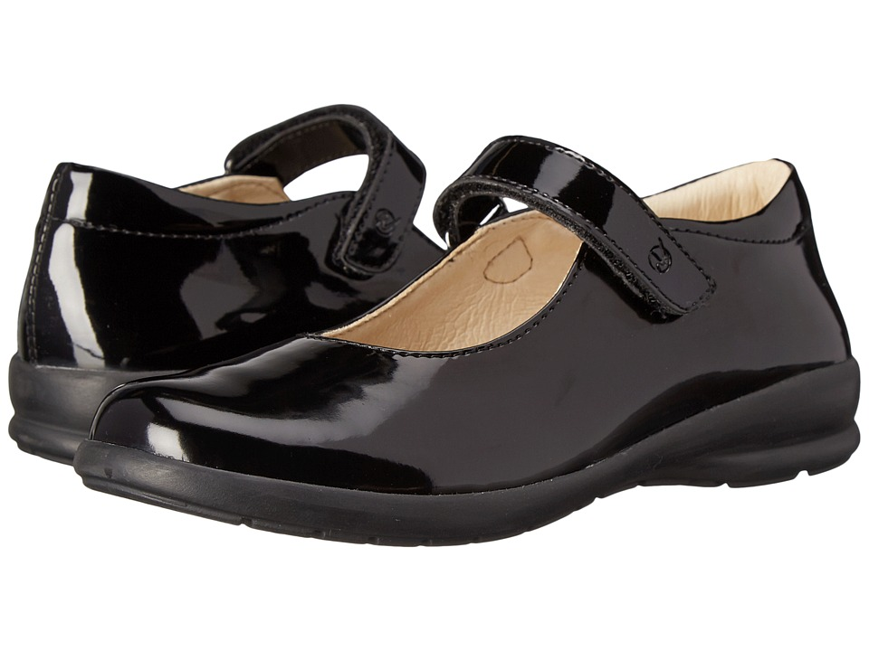 Naturino - Nat. 4465 (Toddler/Little Kid/Big Kid) (Black Patent) Girl's Shoes