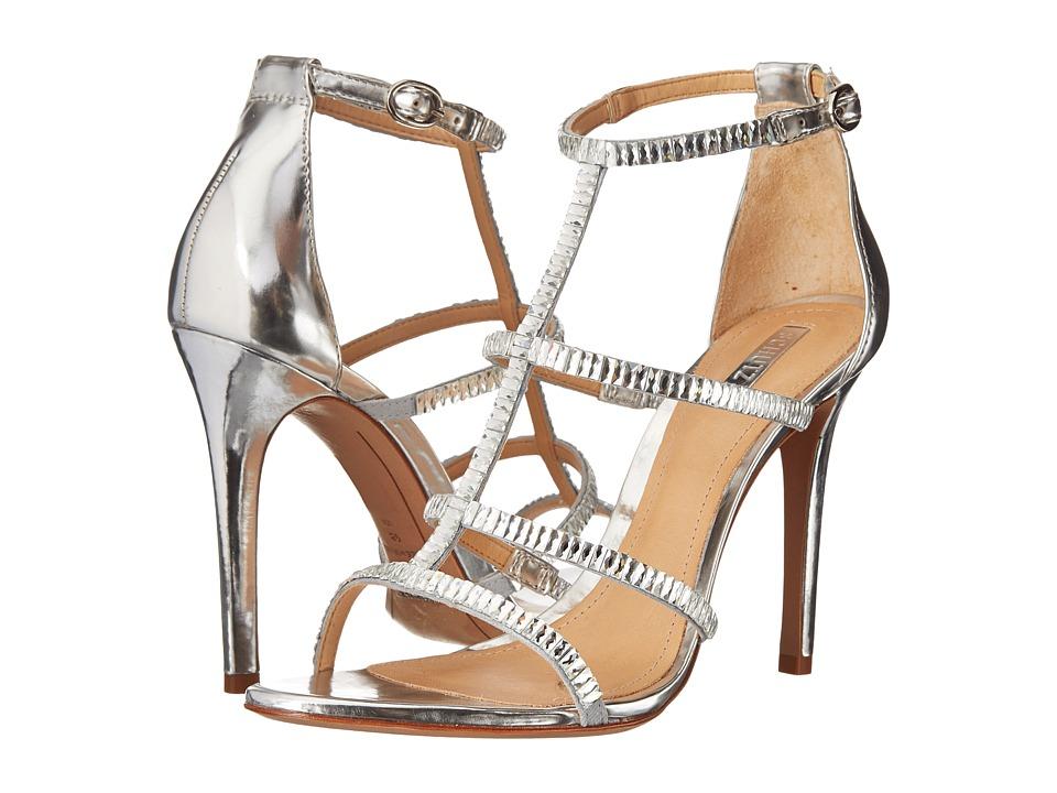Schutz - Donna (Prata) High Heels