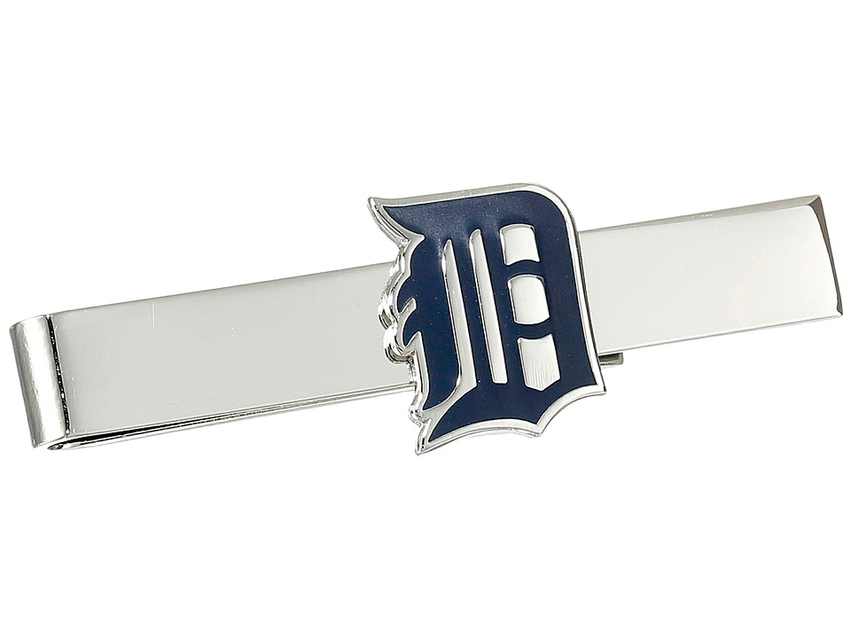 Cufflinks Inc. - Detroit Tigers Tie Bar (Blue) Cuff Links