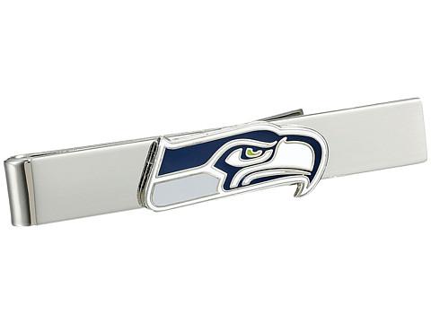 Cufflinks Inc. - Seattle Seahawks Tie Bar (Blue) Cuff Links