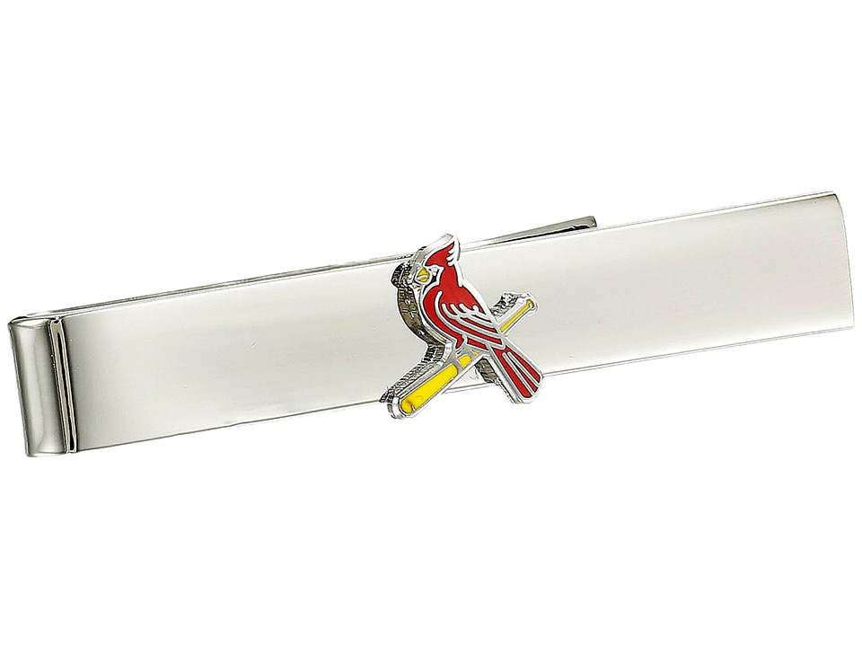 Cufflinks Inc. - St. Louis Cardinals Tie Bar (Red) Cuff Links
