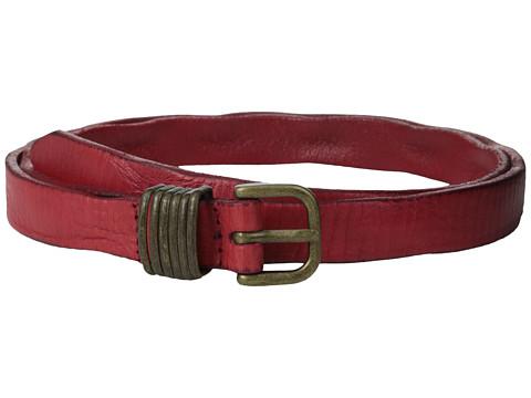 Liebeskind - LKB634 Vintage Leather Belt (Watermelon) Women