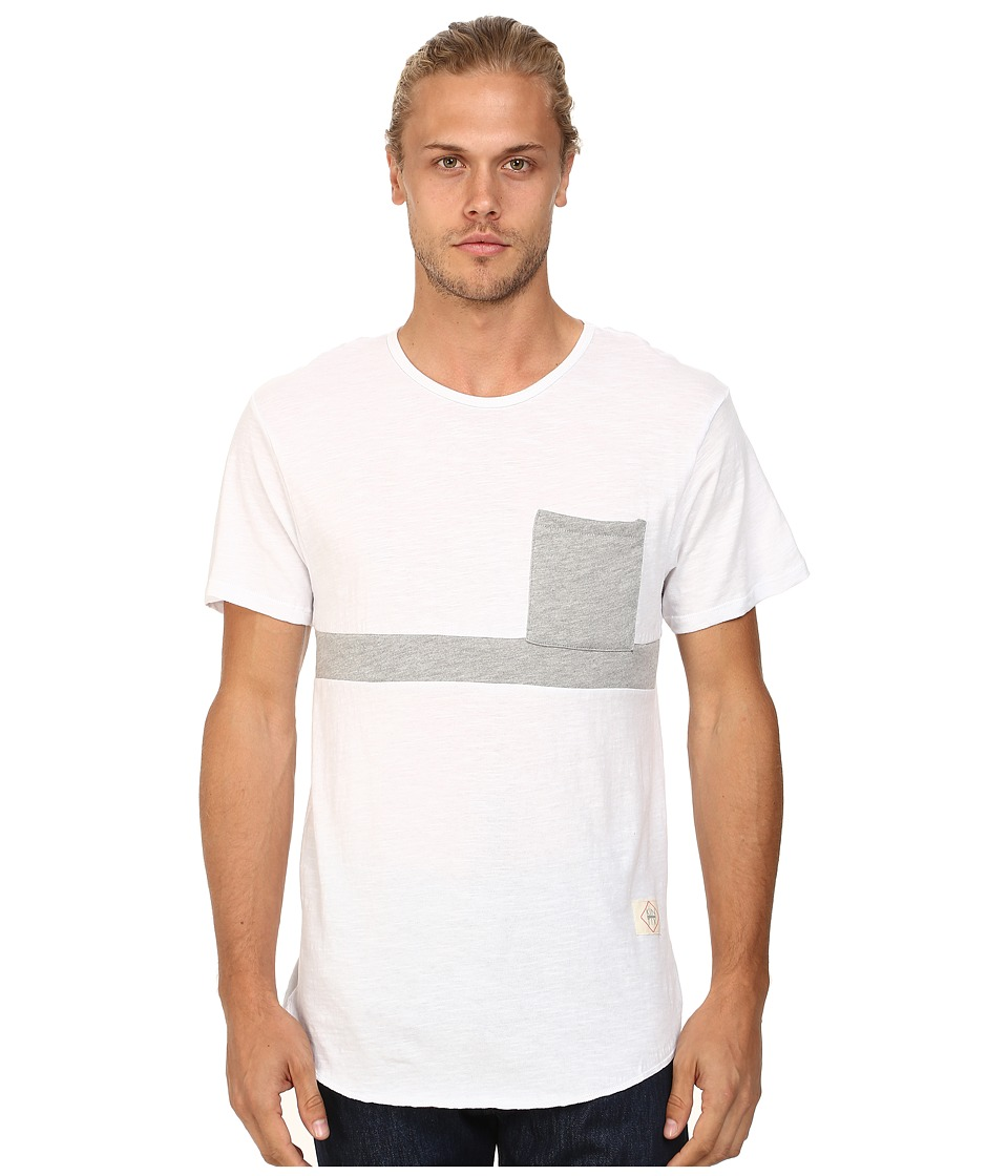 KINETIX - Buenos Aires Premium Tee (White) Men's T Shirt