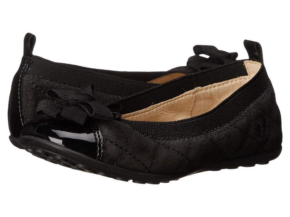 Naturino - Nat. 3883 (Toddler/Little Kid/Big Kid) (Black) Girls Shoes