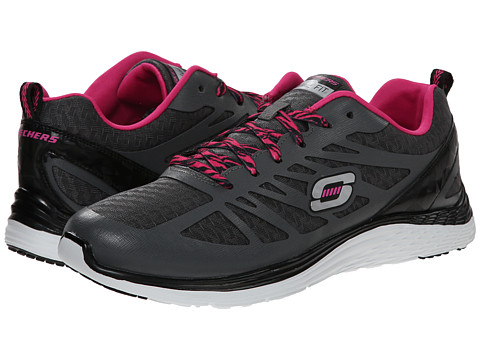 SKECHERS - Valeris - Flying High (Gray Pink) Women