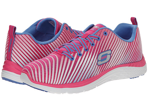 SKECHERS - Valeris - Perfect Storm (Pink Purple) Women's Shoes