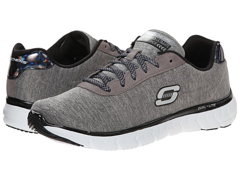 SKECHERS - Soleus - The Truth (Gray) Women's Shoes