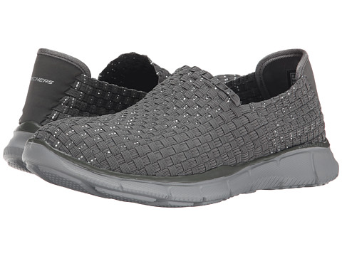 SKECHERS - Equalizer - Photogenic (Charcoal) Women's Shoes