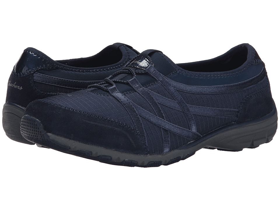 SKECHERS - Conversations - Charming (Navy) Women's Shoes