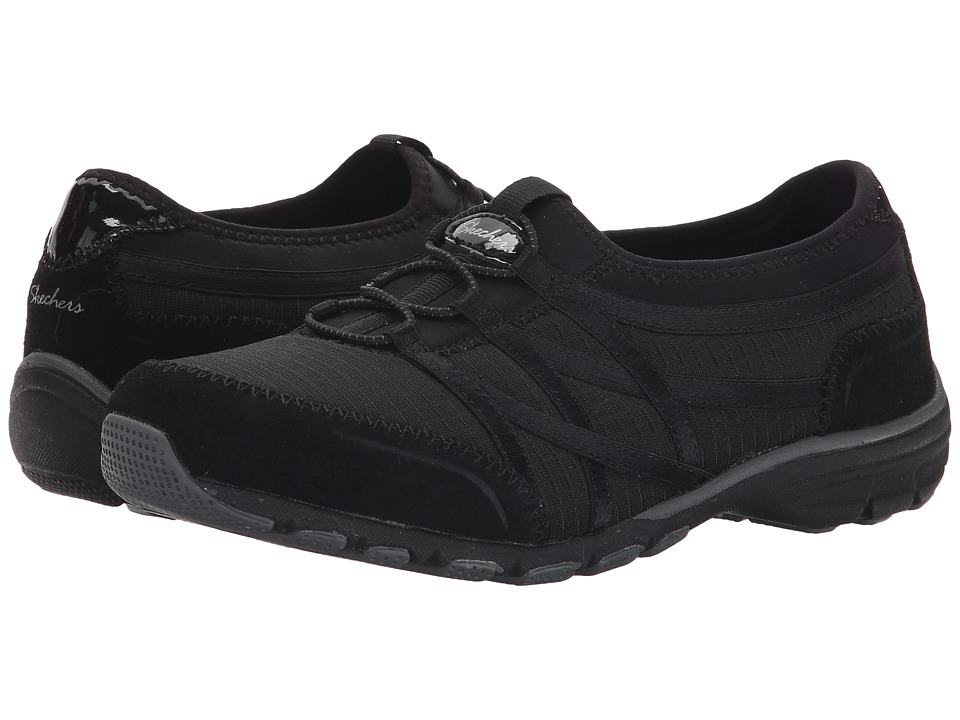 SKECHERS - Conversations - Charming (Black) Women's Shoes