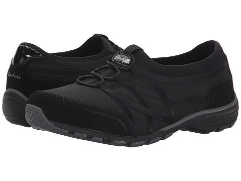 SKECHERS - Conversations - Charming (Black) Women's Shoes