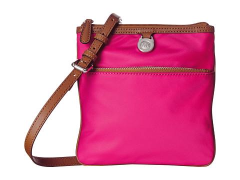 MICHAEL Michael Kors - Kempton Small Pocket Crossbody (Raspberry) Cross Body Handbags