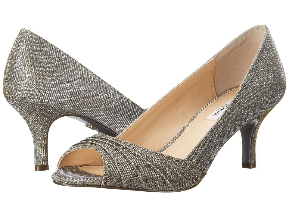 Nina - Carolyn (Steel) High Heels
