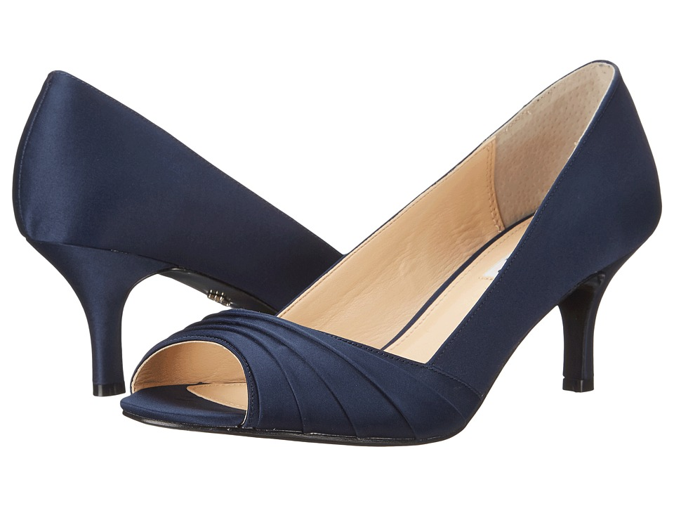 Nina - Carolyn (New Navy) High Heels