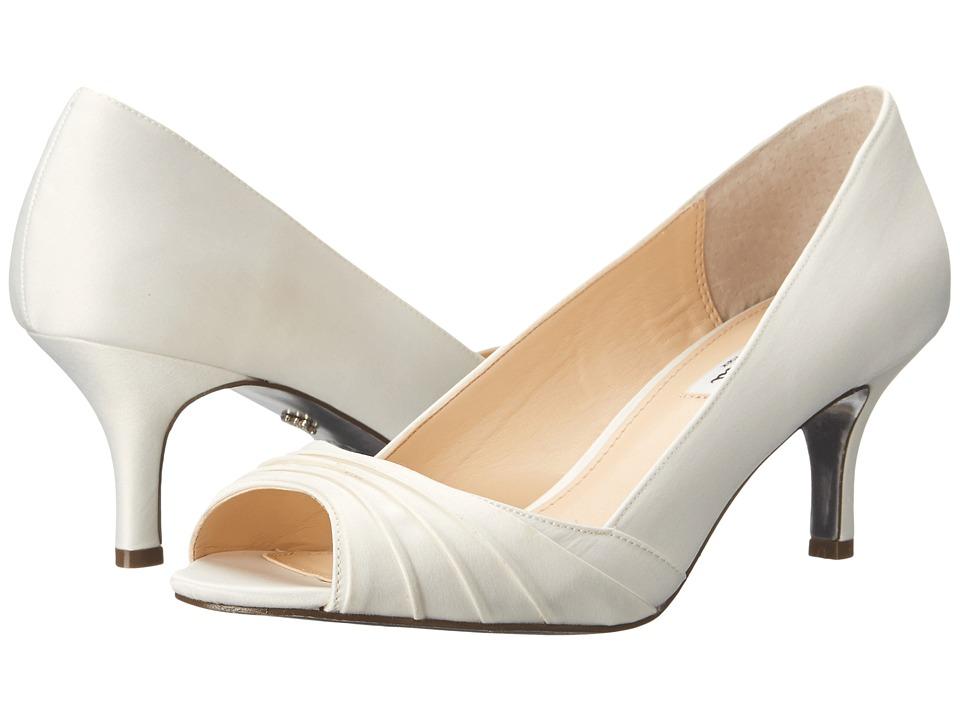Nina - Carolyn (Ivory) High Heels
