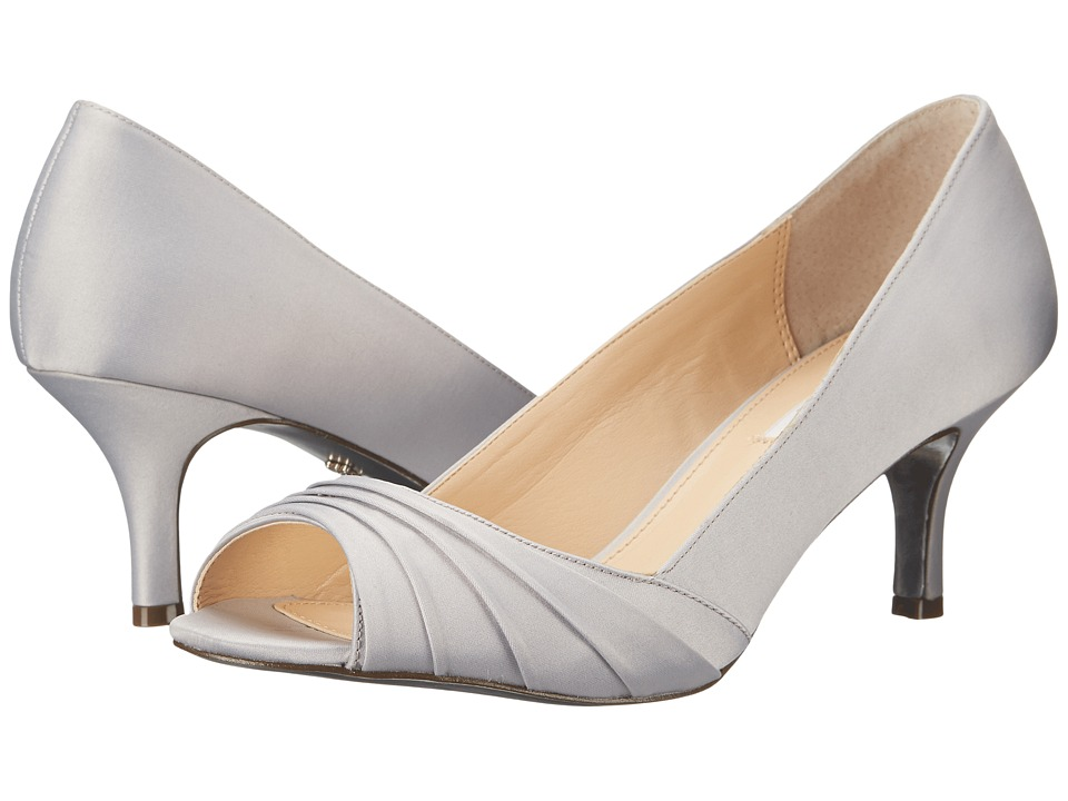 Nina - Carolyn (Silver) High Heels