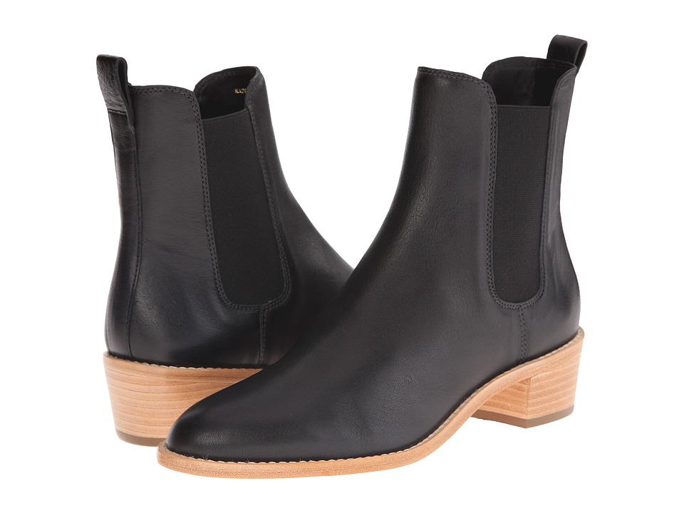 Loeffler Randall - Carmen (Black) Women's Pull-on Boots