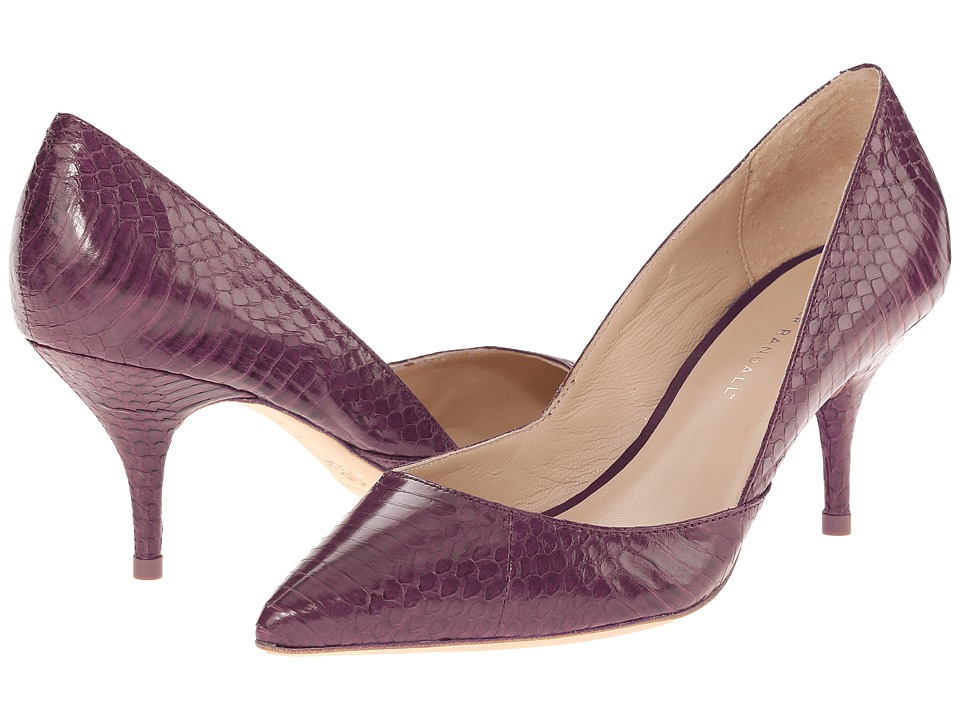 Loeffler Randall Jolie (Maroon) High Heels