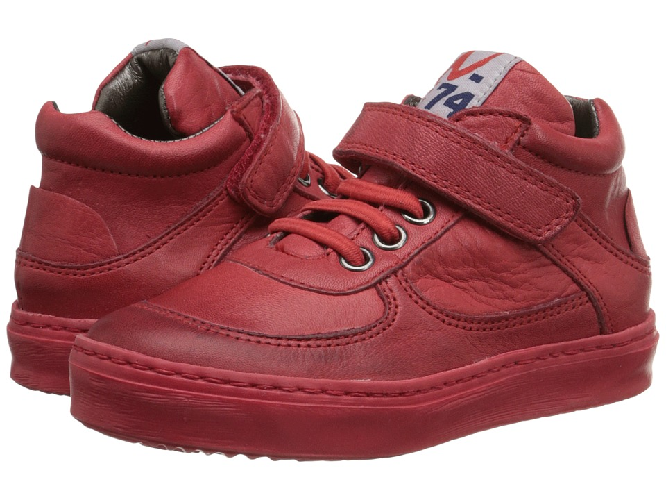 Naturino - Nat. 3967 (Toddler/Little Kid) (Red) Boy's Shoes