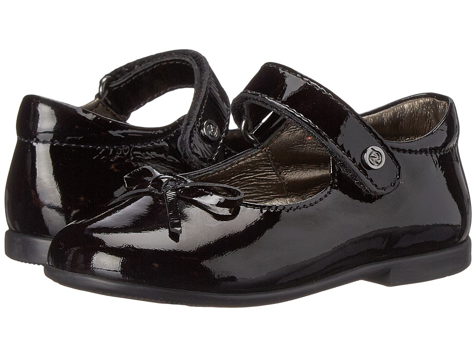 Naturino - Nat. 4524 (Toddler/Little Kid) (Black) Girl's Shoes