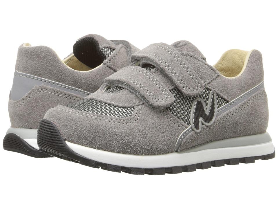 Naturino - Nat. Geremi (Toddler/Little Kid) (Grey) Boy's Shoes