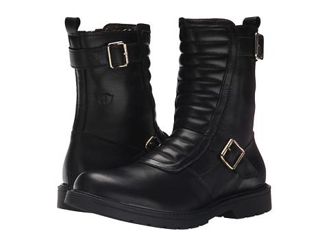 Naturino - Nat. 4013 (Toddler/Little Kid/Big Kid) (Black) Girl's Shoes