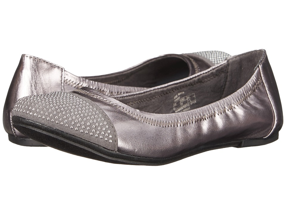 Kenneth Cole Reaction Kids - Stud Muffin (Little Kid/Big Kid) (Pewter) Girl's Shoes