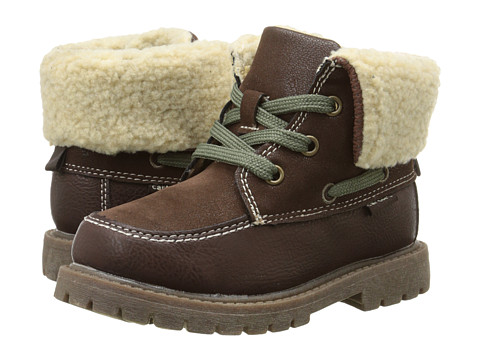 Carters - Mortar (Toddler/Little Kids) (Brown) Boy's Shoes