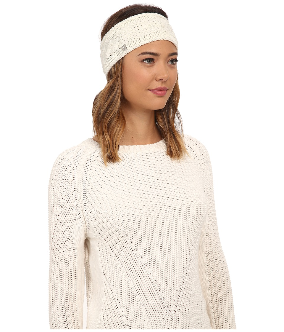 UGG - Isla Lurex Cable Headband (Cream Multi) Headband