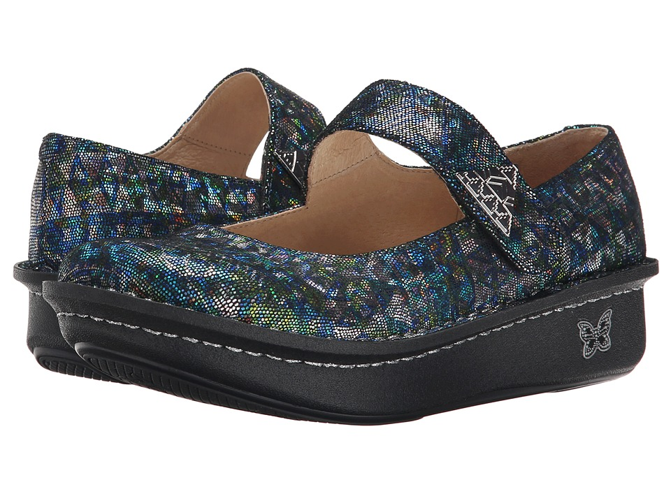 Alegria - Paloma (Rave On Nile) Women's Maryjane Shoes