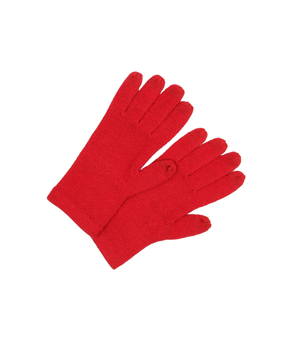 UGG - All Over Lurex Tech Glove (Scarlett Multi) Wool Gloves