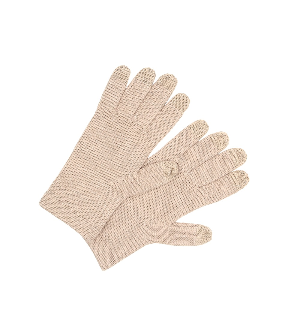 UGG - All Over Lurex Tech Glove (Moonlight Multi) Wool Gloves