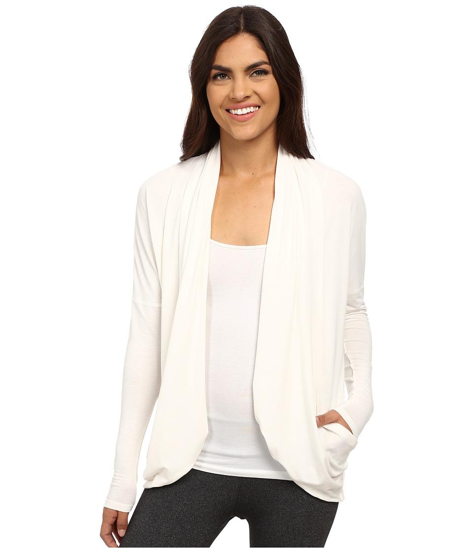 Lucy - Enlightening Wrap (Jet Stream) Women's Long Sleeve Pullover