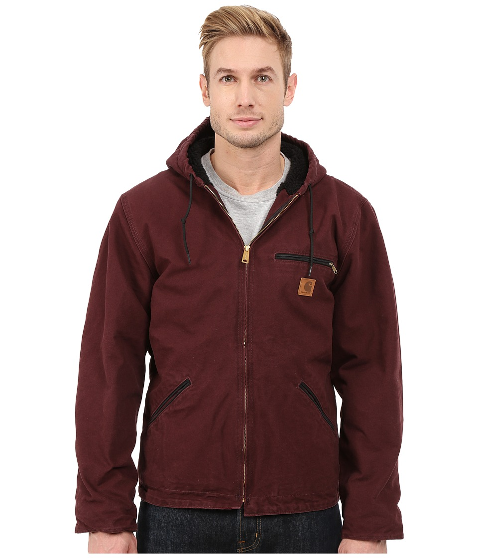 Carhartt - Sierra Jacket (Port) Men's Coat