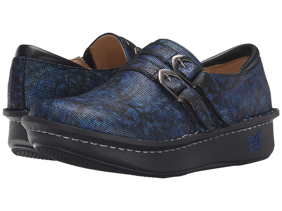 Alegria - Alli Professional (Blue Twist) Women's Clog Shoes