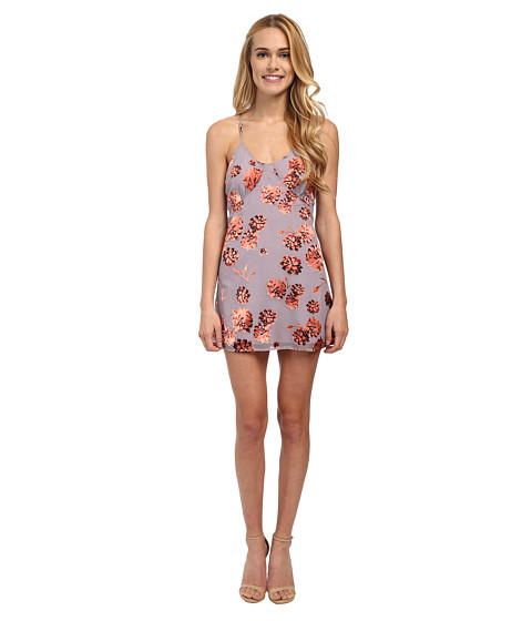 For Love and Lemons - Marina Mini Dress (Sunset) Women