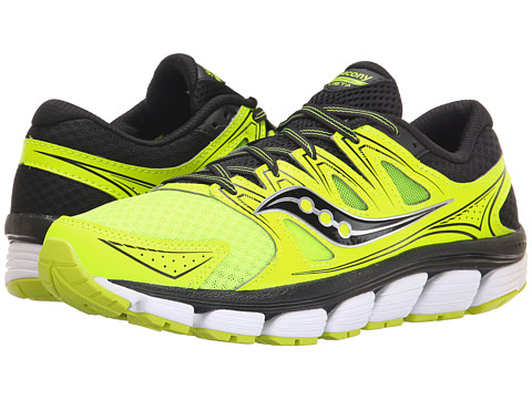 Saucony - Propel Vista (Citron/Black) Men's Shoes