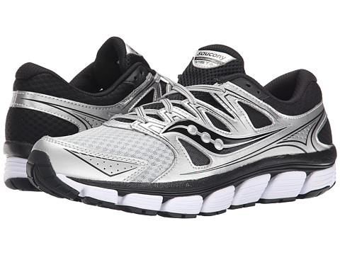 Saucony - Propel Vista (Silver/Black) Men's Shoes