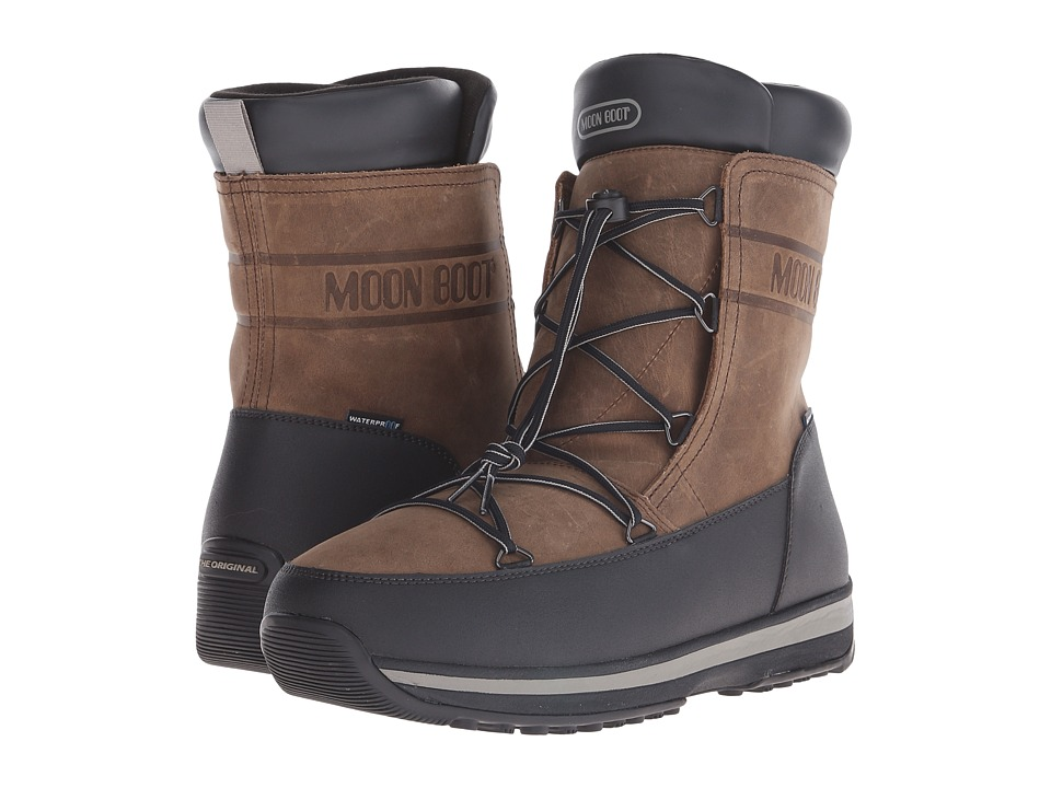 Tecnica - Moon Boot(r) Lem Lea (Brown) Cold Weather Boots