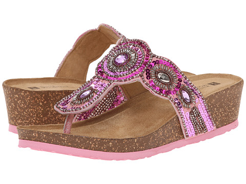 White Mountain - Blast (Pink/Multi) Women's Sandals