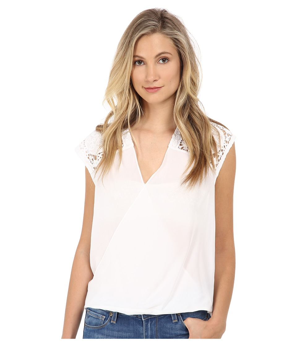 Bailey 44 - Emmett Top (White) Women's Sleeveless