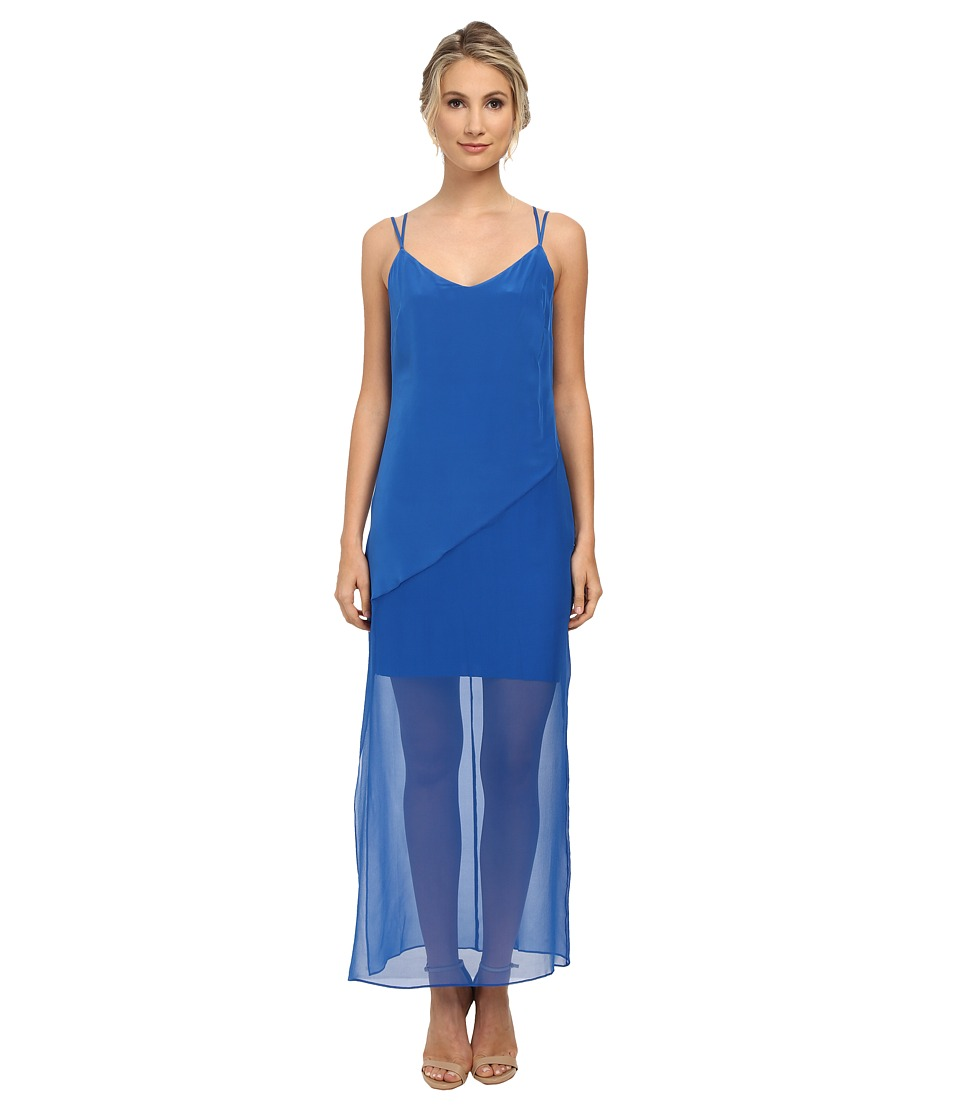 Bailey 44 - Weary Willie Dress (Cobalt) Women's Dress