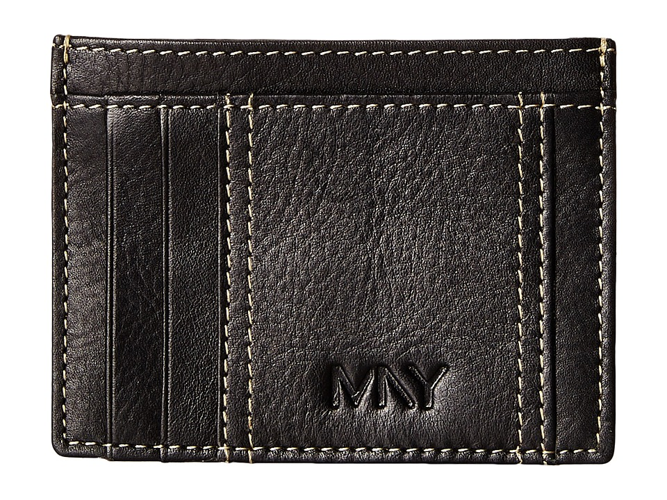 Marc New York by Andrew Marc - Sergio Card Carrier (Black) Credit card Wallet