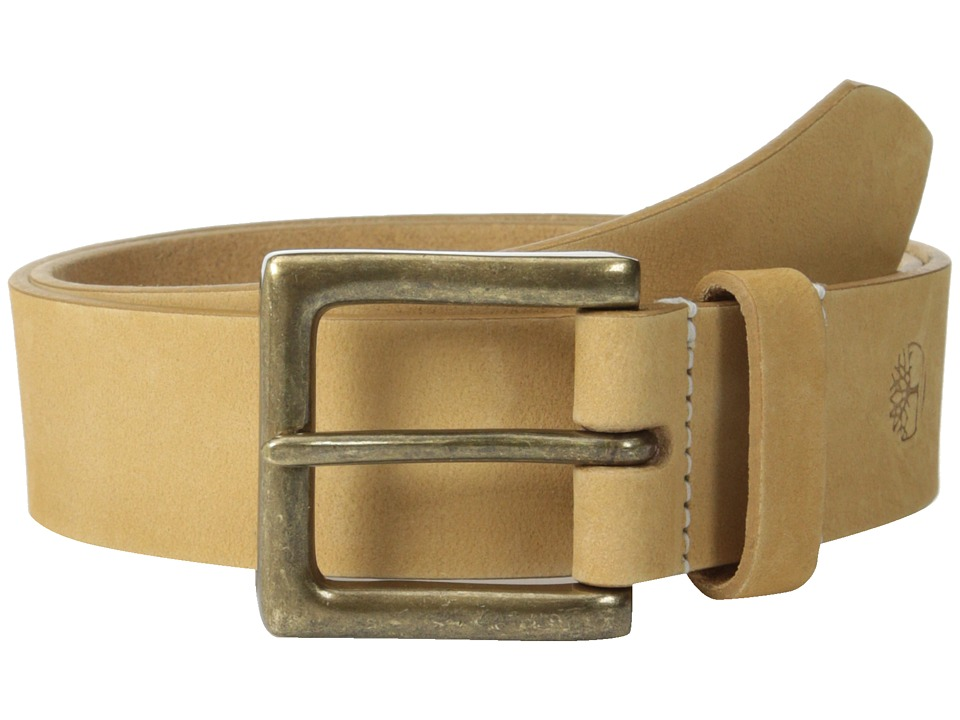 Timberland - 38mm Wheat Belt (Tan) Men