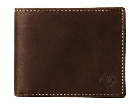 Timberland - Cloudy Passcase (Brown) Wallet Handbags