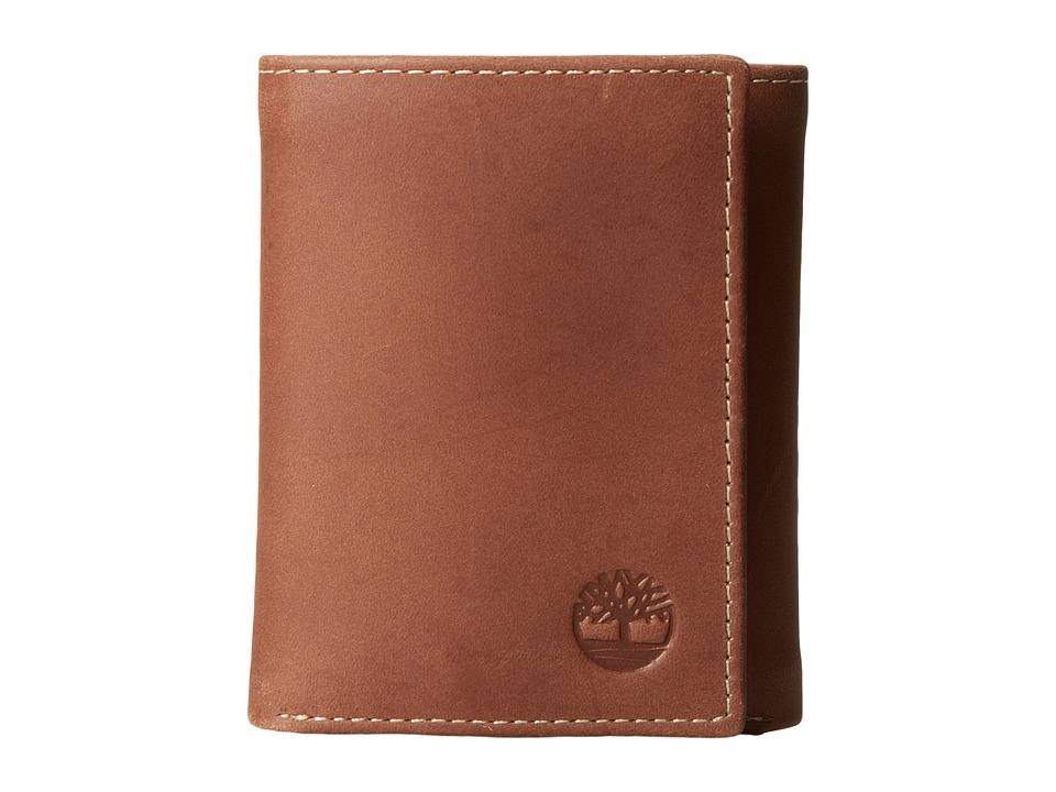 Timberland - Hunter Trifold (Brown) Wallet Handbags