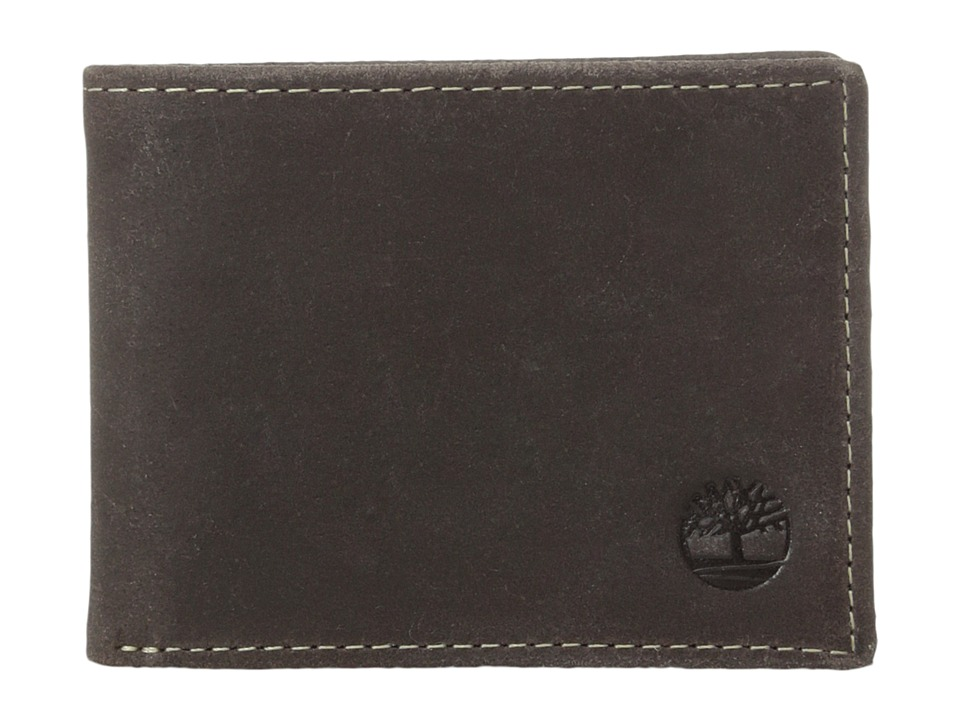 Timberland - Delta Slimfold (Brown) Wallet Handbags