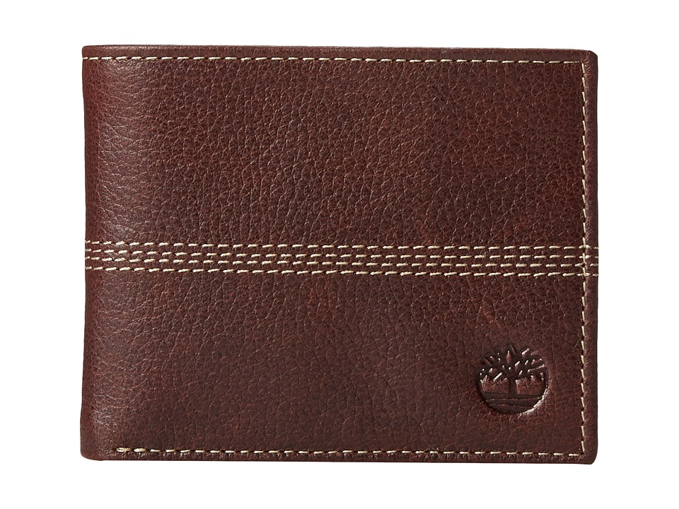 Timberland - Sportz Quad Passcase (Brown) Wallet Handbags